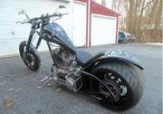 2010 Custom Built Motorcycles Choppe.only 150 miles on it.